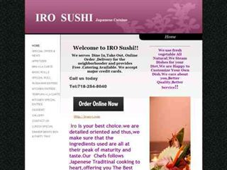 Iro Sushi